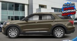 2021 Ford Explorer Limited  – $342 B/W