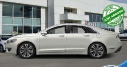 2017 Lincoln MKZ Reserve  – $302 B/W