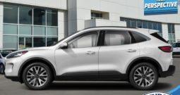 2021 Ford Escape Titanium AWD  – $270 B/W